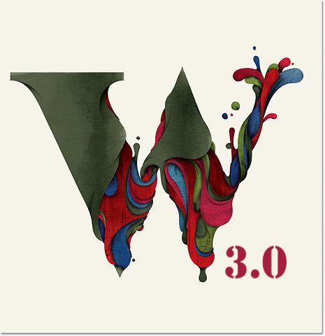 Logo WordPress 3.0